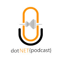 dotNET{podcast} Logo