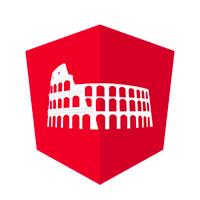 Angular Roma Logo