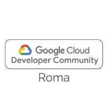 GDG Cloud Roma Logo