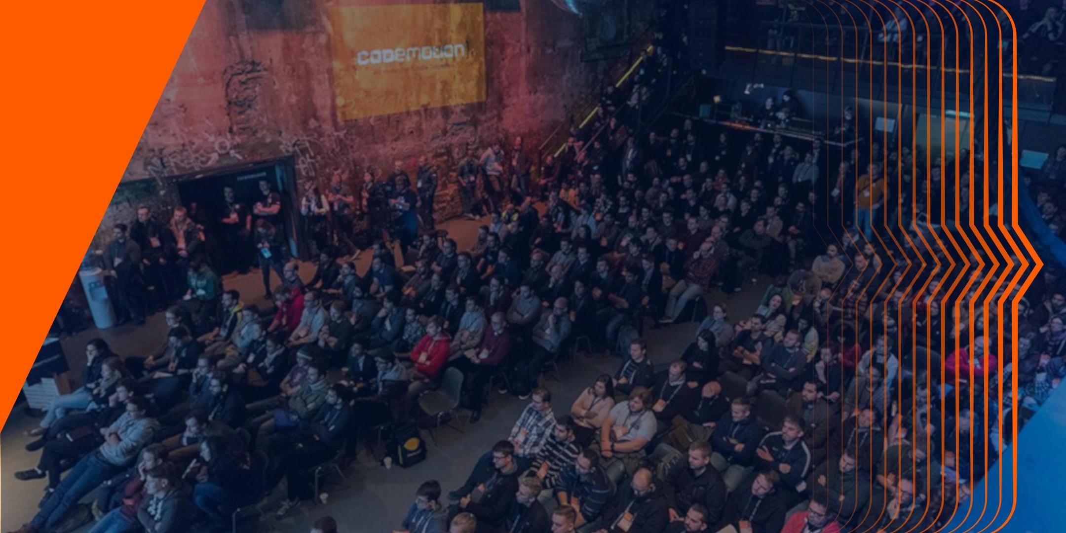 Codemotion Berlin 2019 Banner