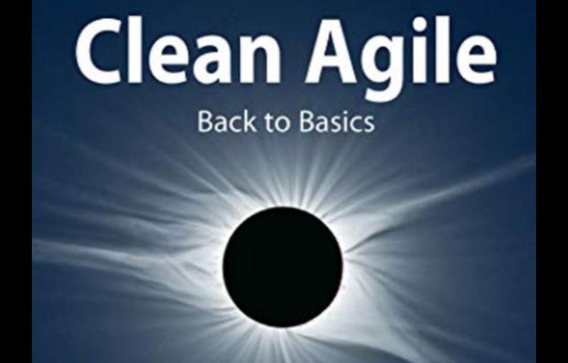 Roma #AperiTech di Marzo Clean Agile - back to basics Banner