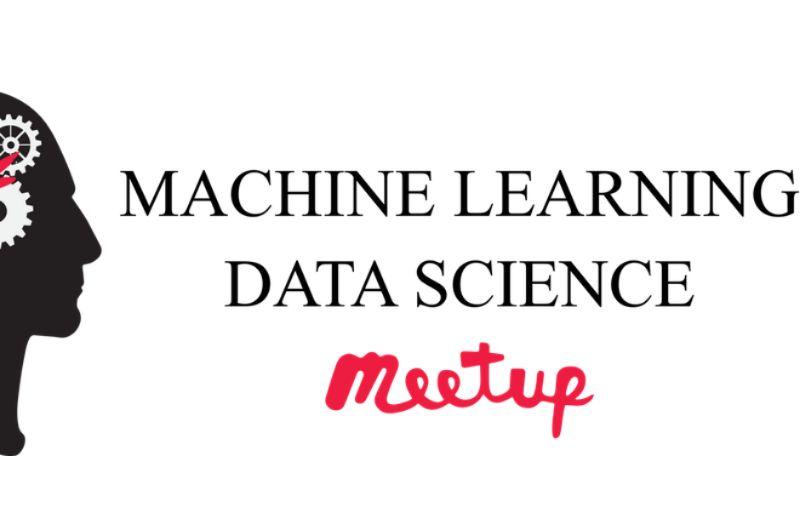 ROMA Meetup #AperiTech di Novembre di Machine/Learning Data Science Meetup Banner
