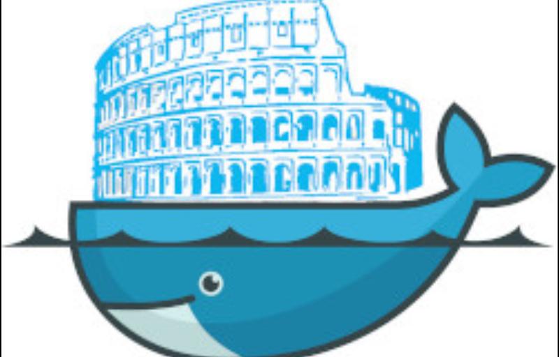 ROMA Meetup #AperiTech di Marzo di Docker Roma Banner