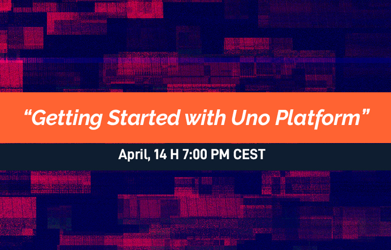 Getting Started with Uno Platform Banner
